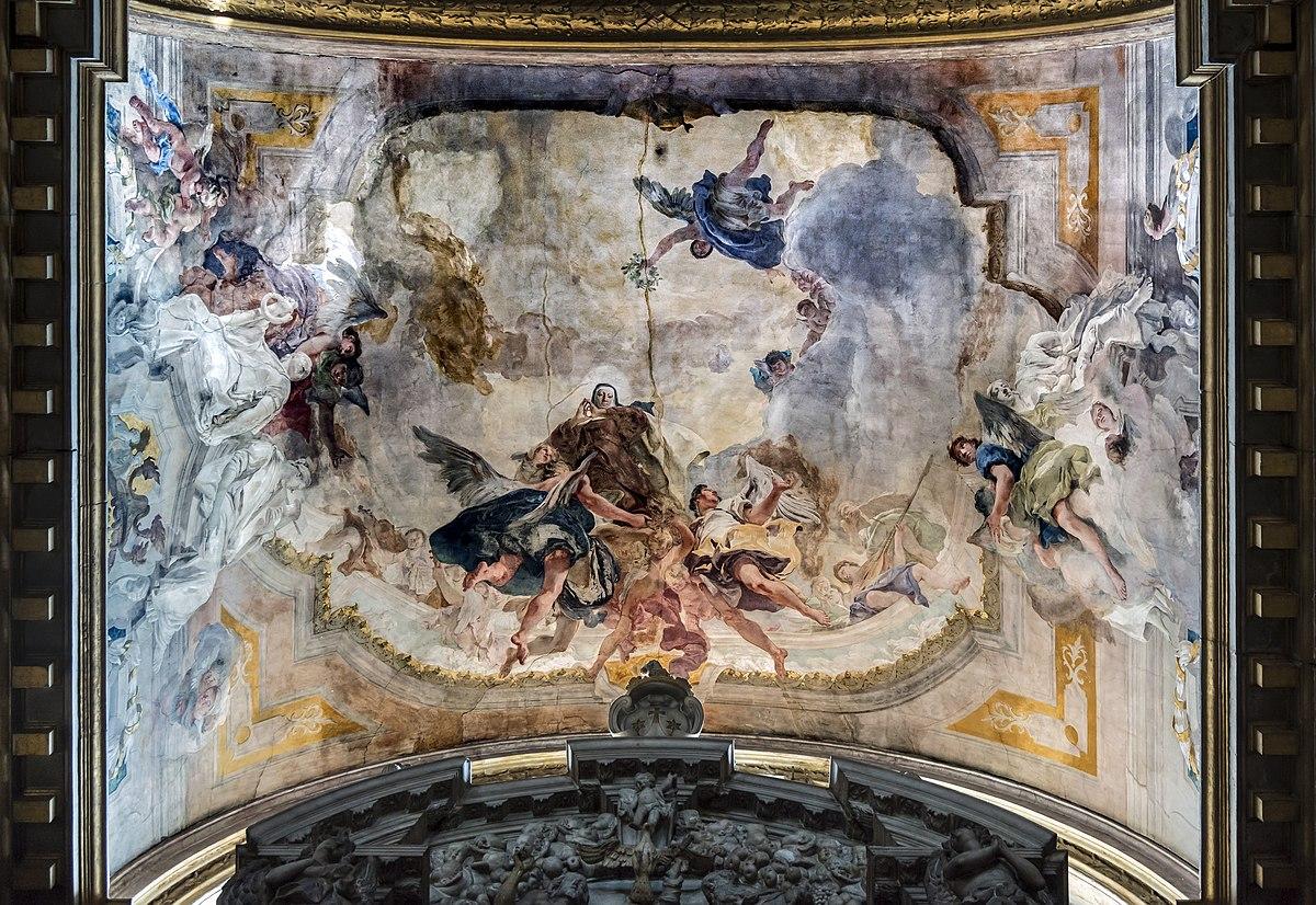 Giovanni Battista Tiepolo Wikimedia Commons