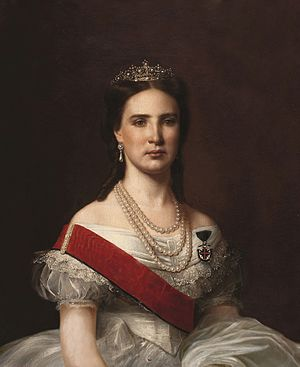 Carlota of Mexico - Empress Carlota in 1867