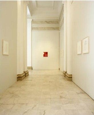 Jürgen Partenheimer - Jürgen Partenheimer, Pinacoteca do Estado de São Paulo, 2004