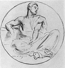 Category:Nude males in drawings by John Singer Sargent