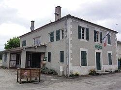 Saugnacq-et-Muret (Landes) mairie.JPG