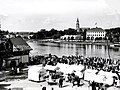 Savonlinna Market place in around 1926–1932.jpg