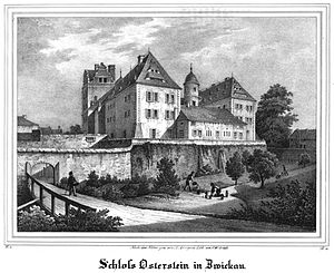 Osterstein Castle (Zwickau) - Image: Saxonia Museum fuer saechsische Vaterlandskunde IV 04