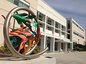 Florida Atlantic University - The Charles E. Schmidt College of Medicine on Florida Atlantic University's Boca Raton campus