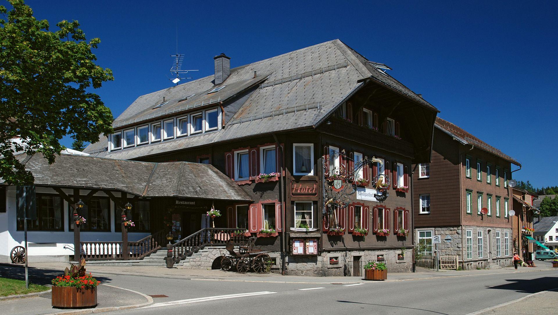 Hotel Im Schwarzwald Wellness
