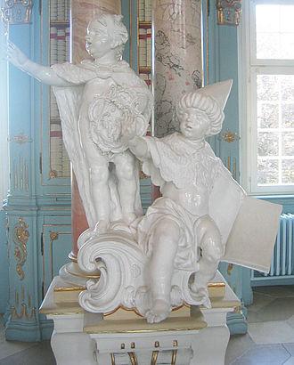 Schussenried Abbey - Deceivers: Nestorians and Arius