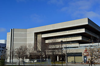 York University Libraries - Image: Scott Library York U