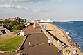 Seafront between Southsea Castle and South Parade Pier - geograph.org.uk - 493021.jpg