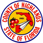 Official seal of Highlands County