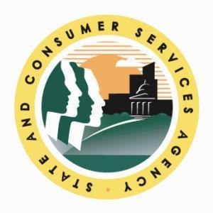 California State and Consumer Services Agency - Image: Seal of the California State and Consumer Services Agency