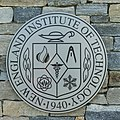Seal of the New England Institute of Technology, East Greenwich, Rhode Island.jpg