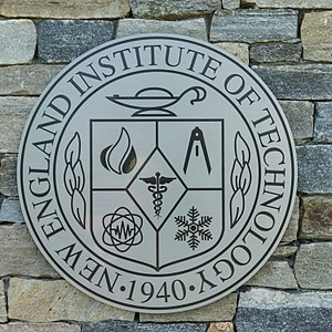 New England Institute of Technology - Image: Seal of the New England Institute of Technology, East Greenwich, Rhode Island