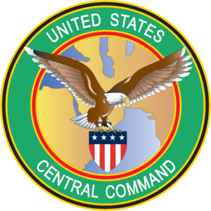 Combined Joint Task Force – Operation Inherent Resolve - Image: Seal of the United States Central Command