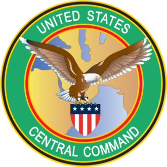 Unified combatant command - Image: Seal of the United States Central Command