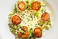 Seared Scallops (14620330273).jpg