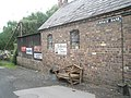 Seat in Furnace Bank at Blist Hill Open Air Museum - geograph.org.uk - 1456192.jpg