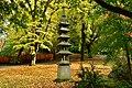 Seattle - Japanese pagoda lantern in Mt. Baker Park 01.jpg