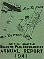 Seattle Board of Park Commissioners annual report, 1941 (26851530427).jpg