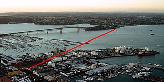 Second Harbour Crossing, Auckland