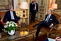 Secretary Kerry Chats With Foreign Minister Fabius Before Their Bilateral Meeting (23086777245).jpg