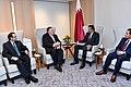 Secretary Pompeo Meets with Qatari Amir Sheikh Bin Hamad (48250607081).jpg