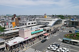 Seibu-Railway-Hibarigaoka-Sta-South.jpg