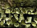 Senlis (60), musée d'art et d'archéologie, ex-voto du temple gallo-romain de la forêt d'Halatte 2.jpg