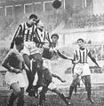 Serie A 1936-37 - Juventus v Napoli - Borel I & II, Tricoli, Fenoglio, Varglien II.jpg