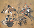 Seven-Lucky-Gods-of-Japan-Hokusai-七福神.png