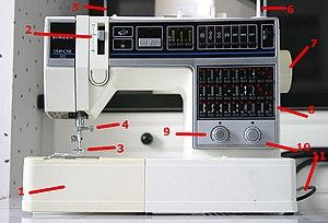 Sewing machine singer symphonie 300.jpg