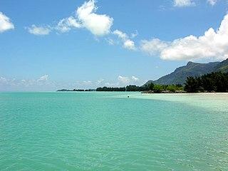 Mahé, Seychelles island