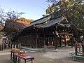 Shaden of Umi Hachiman Shrine.jpg