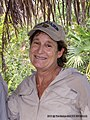 Sharon Matola at the Belize Zoo, 2011-07-20 (TBZ-3558).jpg
