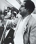Sheikh Mujibur Rahman Announcing 6 Points At Lahore.jpg