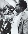 Sheikh Mujibur Rahman Announcing 6 Points At Lahore.jpg