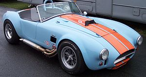 Shelby AC Cobra.