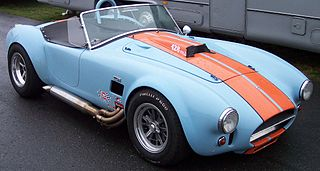 AC Cobra sports car