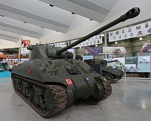 Sherman firefly bovington 2014.JPG