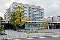 Shimadzu Corporation E1 Building 20160320-001.jpg