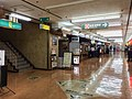 Shinbashi Ekimae Bldg No.1 basement access 2015.jpg