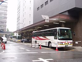 Shinjuku Highway Bus Terminal