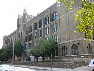 Mastery Charter School Shoemaker Campus Charter school in Philadelphia, Pennsylvania