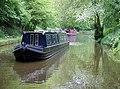 Shropshire Union Canal near Gnosall Heath, Staffordshire - geograph.org.uk - 1389097.jpg