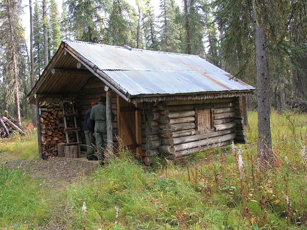Sushana River Ranger Cabin No 17 Wikipedia