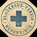 Siegelmarke Blaukreuz - Verein - Herrnkirch W0216153.jpg