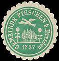 Siegelmarke Gemeinde Pieschen W0354760.jpg