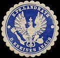 Siegelmarke Königlich Preussischer Landrath des Kreises Ahaus W0255209.jpg