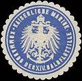 Siegelmarke K. Marine Kommando der XIV. Halbflottille W0357595.jpg
