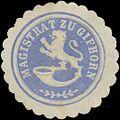 Siegelmarke Magistrat zu Gifhorn W0369151.jpg