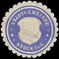 Siegelmarke Stadtgemeinde Stockach W0385220.jpg